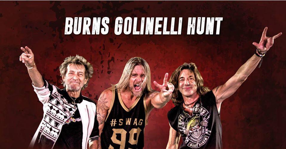 Burns Golinelli Hunt - 4 dicembre 2018 - In The Spot Light