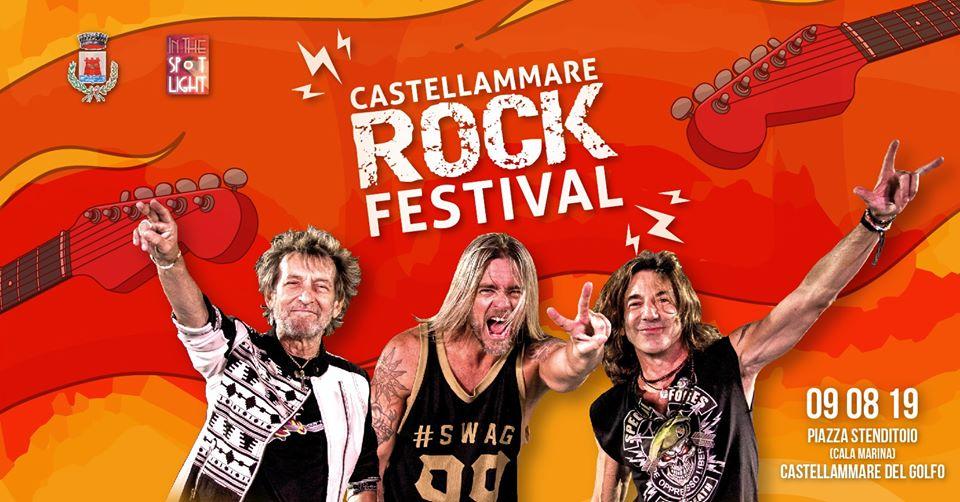 Castellammare Rock Festival- 9 agosto 2019 - In The Spot Light