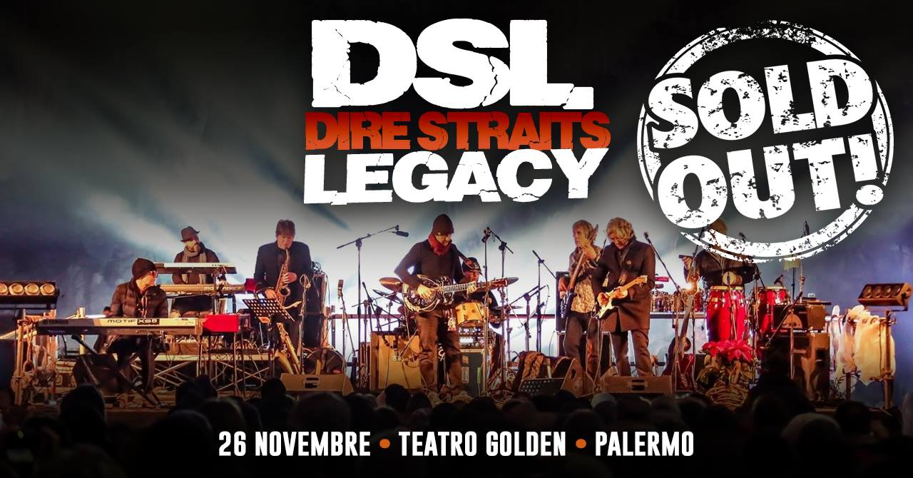 Dire Straits Legacy - 26 novembre 2018 - In The Spot Light